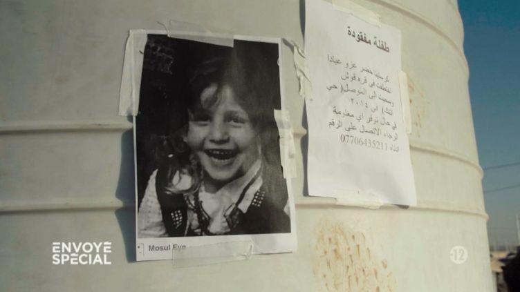 Enfants califat (CAPTURE D'ÉCRAN FRANCE 2)