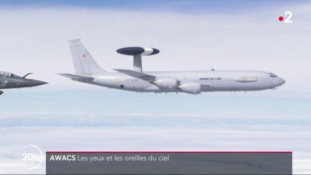 AWACS : les yeux et les oreilles du ciel