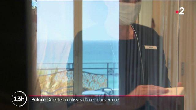 Tourisme : dans les coulisses de l'hôtel Martinez sur la Croisette