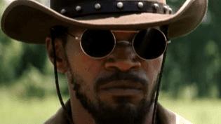 Jamie Foxx interprète de Django Unchained, de Quantin Tarantino  (Sony Pictures)