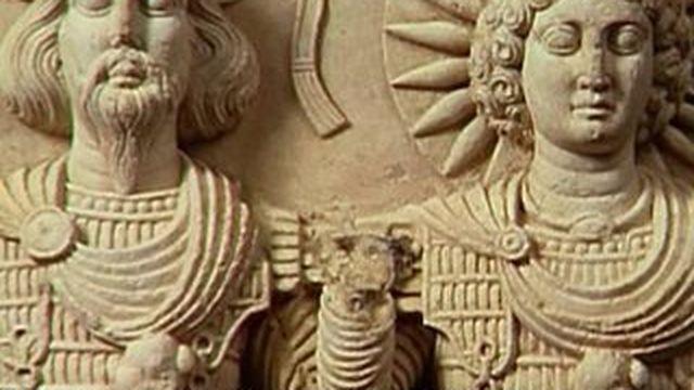 Palmyre : l'État islamique a détruit le temple de Baalshamin