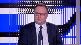 Bernard Rougier, spécialiste du jihad (FRANCEINFO)