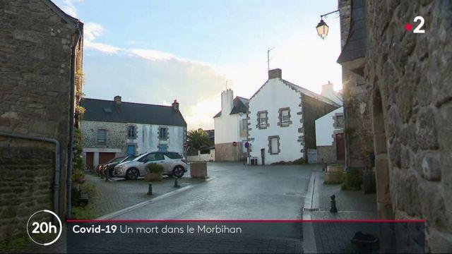 Covid-19 : un nouveau mort dans le Morbihan