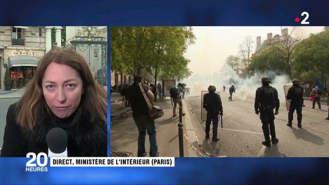 """1er-Mai : """"une situation plutôt maîtrisée"""" pour l'Intérieur"""