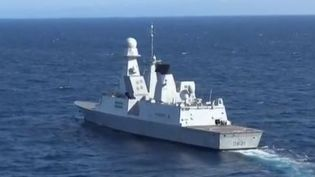 fregate (FRANCE 2)