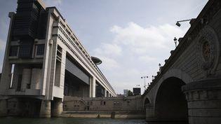 Le ministère de l'Economie et des Finances à Paris. (JOEL SAGET / AFP)