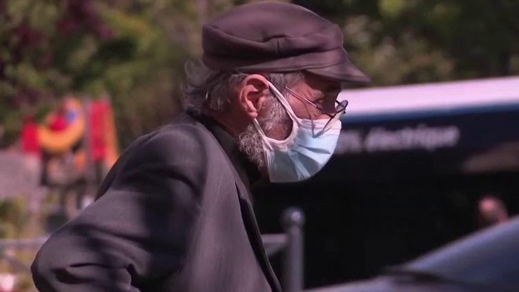 Port du masque : le Haut Conseil de la santé publique propose des assouplissements (France 3)