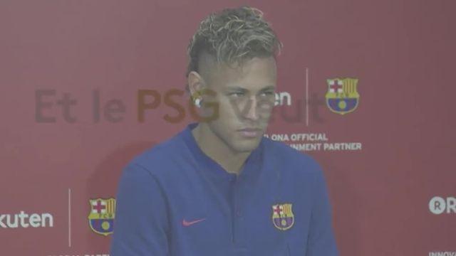 Neymar au PSG en cinq gifs
