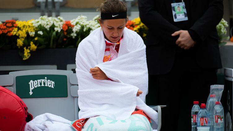 Victoria Azarenka quitte déjà Roland-Garros 2020 (ROB PRANGE / SPAINDPPI)