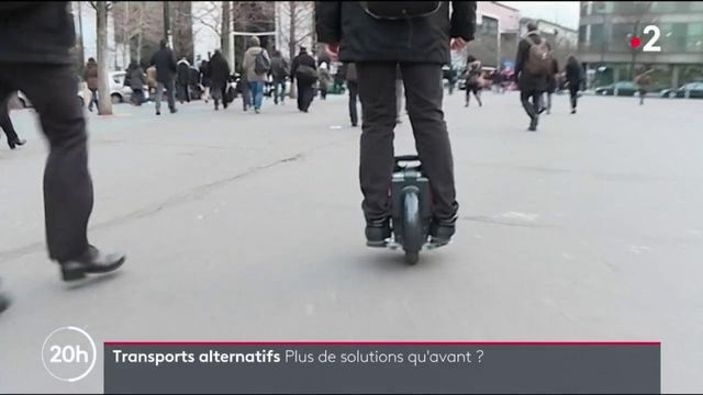 Transports alternatifs : plus de solutions qu'avant ?