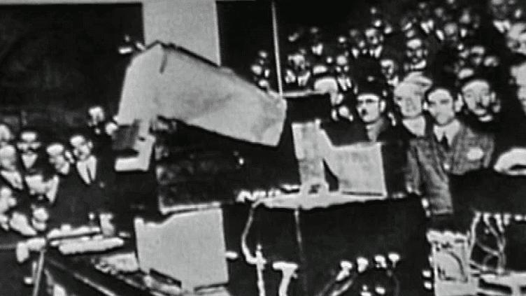 14 avril 1931, première démonstration publique de radiovision  (France 3/Culturebox)