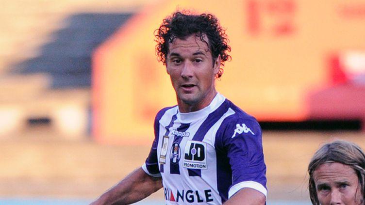 Sirieix prolonge son contrat d'un an à Toulouse. (PASCAL PAVANI / AFP)