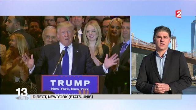 Primaires américaines : Donald Trump et Hillary Clinton, match final de la présidentielle ?