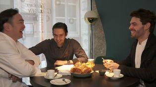 France 2 vous emmène dans la deuxième rue la plus étoilée de France en matière de restaurants, à Lyon (Rhône). (France 2)