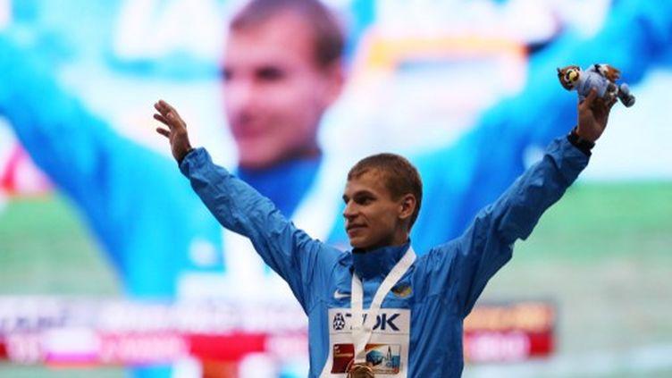 Aleksandr Ivanov (ALEXANDER NEMENOV / AFP)