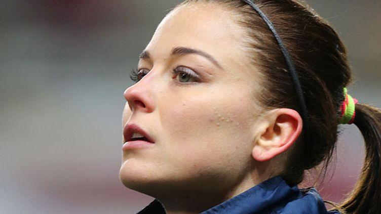La footballeuse tricolore Laure Boulleau