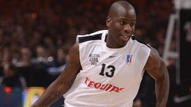 Le joueur français Steed Tchicamboud lors du All-Star Game français 2012