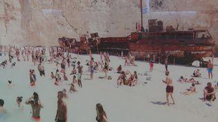 Une photo de l'exposition Le Grand Tour à Bourg-en-Bresse (France 3 Rhône-Alpes)
