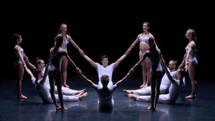 """""""Gravité"""" au Théâtre National de Chaillot jusqu'au 22 février 2019  (Capture d'image France 3/Culturebox)"""