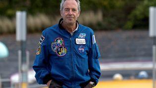 Jean-François Clervoy, astronaute français. (VALENTINE CHAPUIS / MAXPPP)