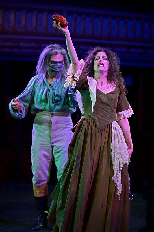 Le Cabaret horrifique de Valérie Lesort (Opéra-Comique)