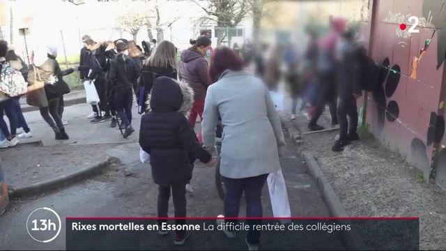 Adolescente tuée dans l'Essonne : une rentrée sous tension à Saint-Chéron