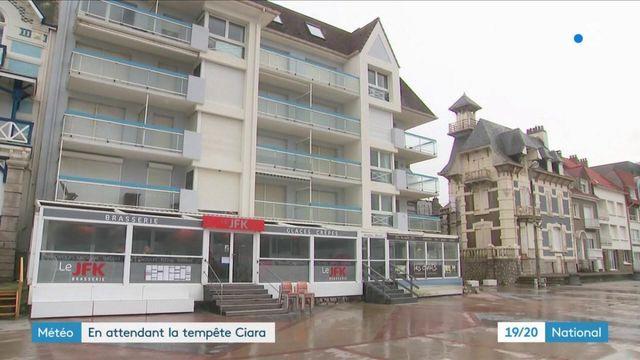 Tempête Ciara : des vents violents attendus dimanche dans le Nord