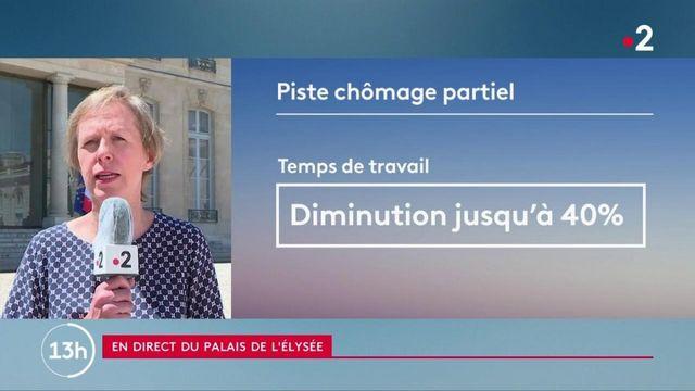 Chômage : Emmanuel Macron dévoilera les mesures pour le maintien de l'emploi