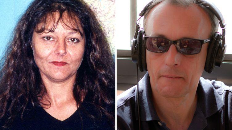 Ghislaine Dupont et Claude Verlon, de RFI, ont été tués le 2 novembre 2013 près de Kidal, dans le nord du Mali. (RFI)
