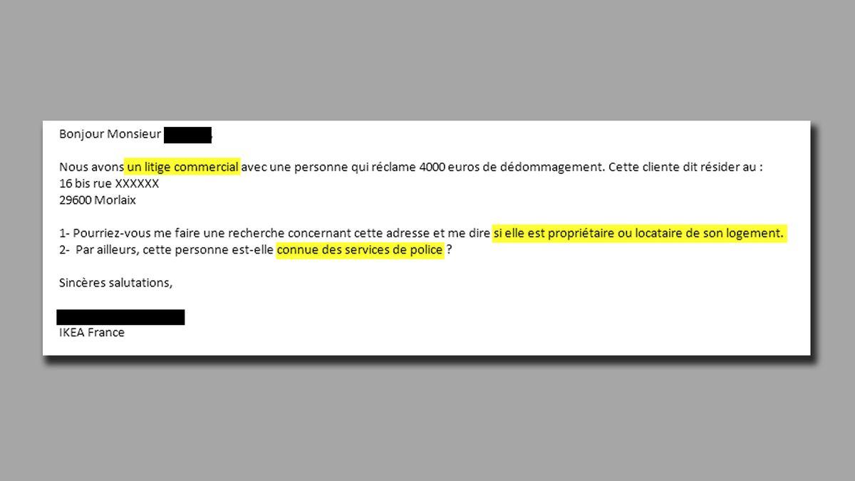 Enquete Franceinfo Surveillance Infiltrations Faux Salaries L Etrange Catalogue D Ikea Pour Espionner Ses Employes Et Ses Clients