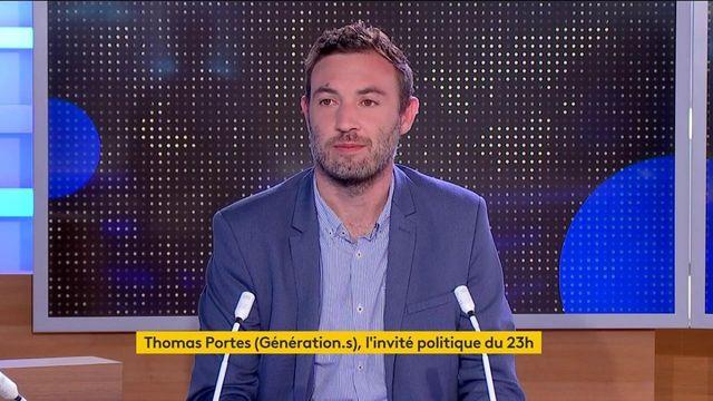 Elections régionales : Benoît Portes, porte-parole de génération.s est l'invité de franceinfo