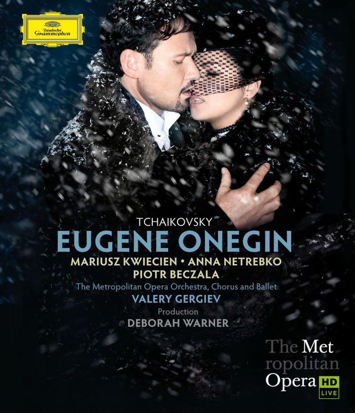 """""""Eugene Oneguine"""" de Tchaïkovski  (Deutsche Grammophon)"""