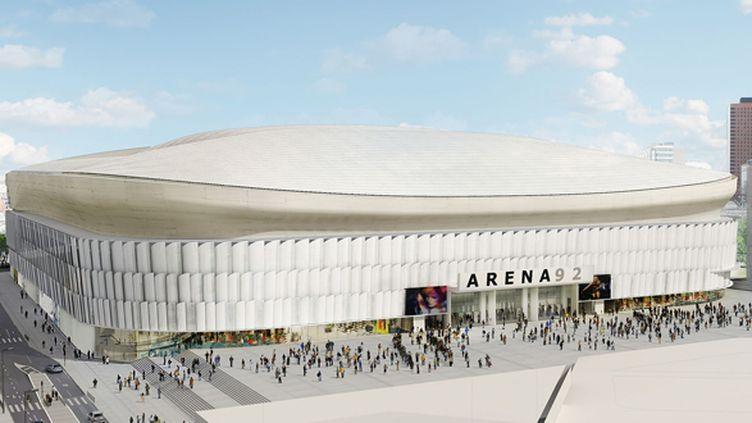 L'Arena 92, le projet de stade du Racing-Métro 92