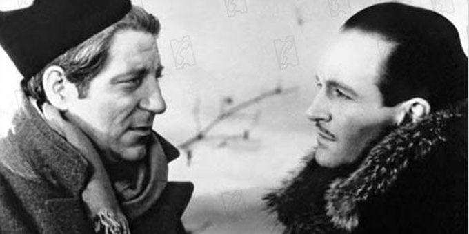 """Jean Gabin et Pierre Fresnay dans """"La Grande illusion"""" de Jean Renoir  (Carlotta Films)"""