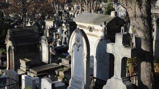 Dans le cimetière parisien du Père Lachaise, à Paris, le 29 novembre 2011. (ANTOINE ANTONIOL / GETTY IMAGES EUROPE)