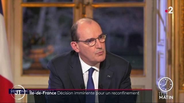 Covid-19 : décision imminente sur un confinement en Ile-de-France