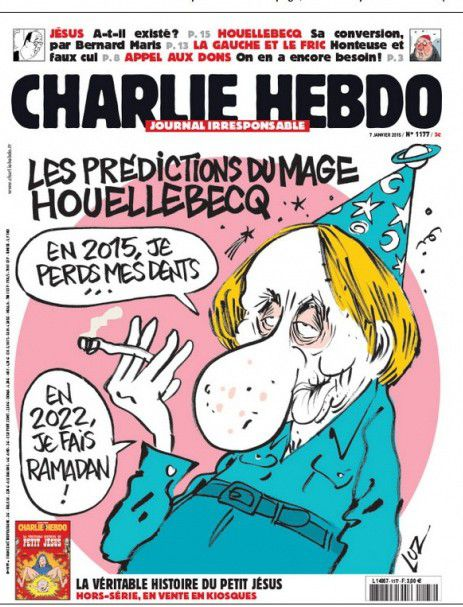 (DR / Charlie Hebdo )