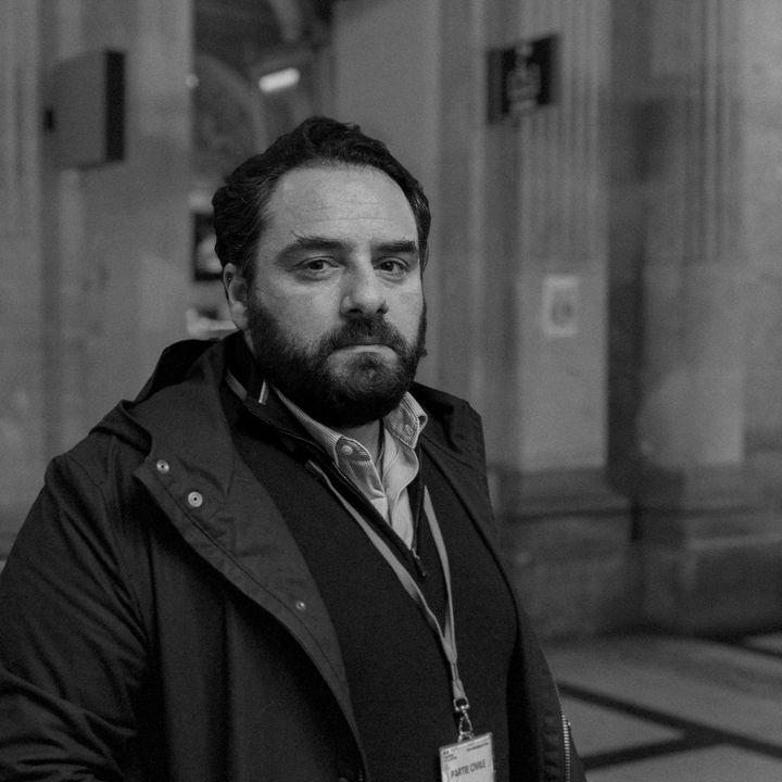 """Benoît, victime du Bataclan et partie civile au procès du 13-Novembre. """"Le pire est désormais dans notre tête"""" dit-il après avoir traversé l'enfer de l'attentat. (DAVID FRITZ-GOEPPINGER POUR FRANCEINFO)"""