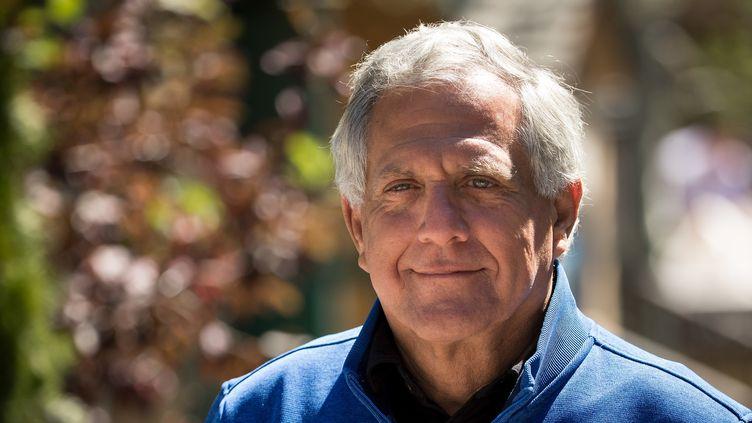 Leslie Moonves, le PDG de CBS  (Drew Angerer / GETTY IMAGES NORTH AMERICA / AFP)