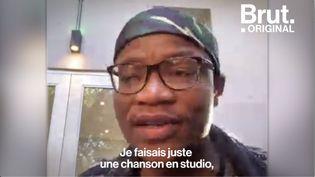 """VIDEO. Master KG raconte l'histoire derrière sa chanson devenue virale """"Jerusalema"""" (BRUT)"""