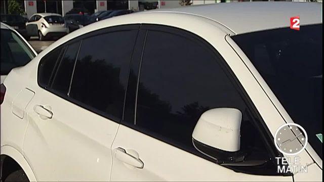 Automobile : finies les vitres teintées
