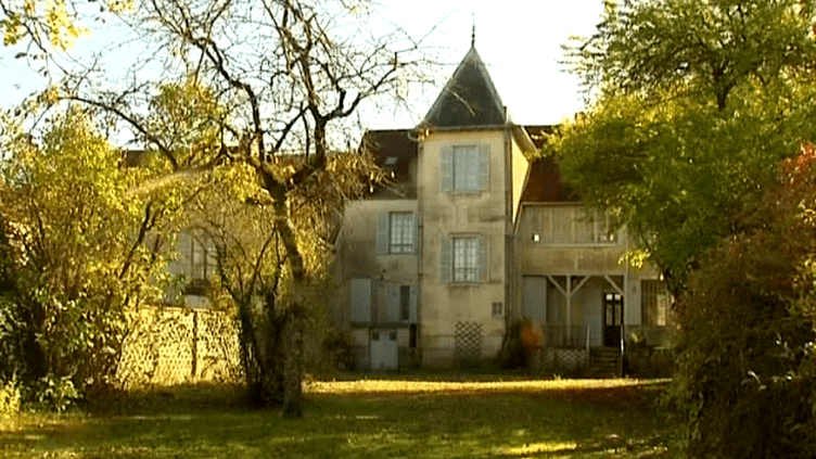 La maison de Pierre-Auguste Renoir à Aussoyes (Aubes).  (France 3)