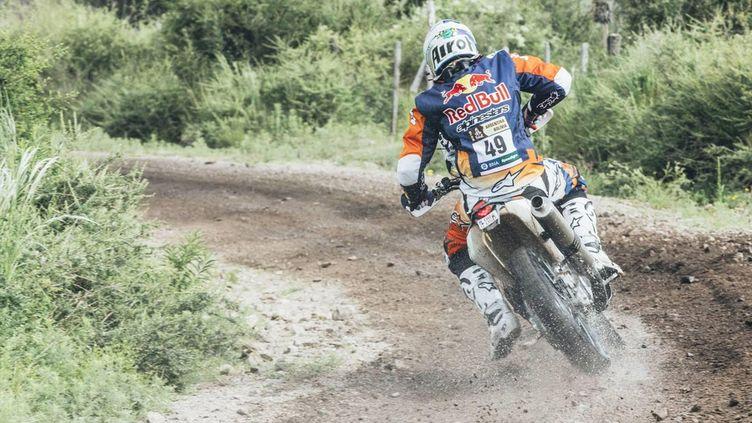 Antoine Méo (KTM)