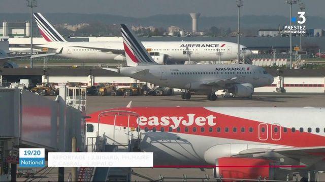 Coronavirus : fermeture de l'aéroport d'Orly mardi