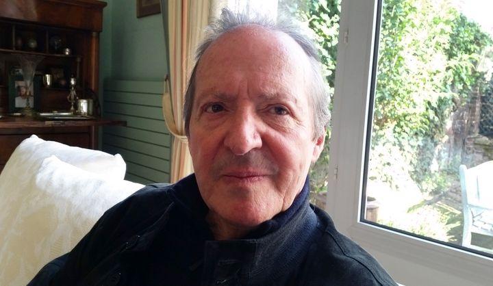 """Jean Bothorel, ancien directeur de """"La Revue des deux mondes"""". (BENOÎT COLLOMBAT / RADIO FRANCE)"""