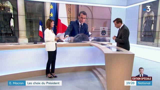 Impôts : des pistes annoncées par Emmanuel Macron