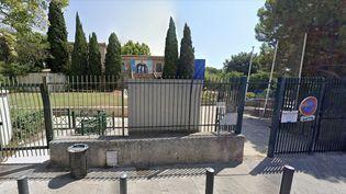 La mairie du 8e secteur abrite l'un des deux centres de vaccination des quartiers Nord de Marseille. (CAPTURE D'ÉCRAN GOOGLE MAPS)