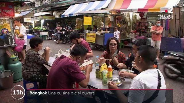 Gastronomie : les mets surprenants de Bangkok