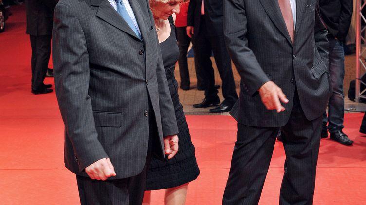 Frederic Mitterrand lors du Festival de Deauville 2009 (MYCHELE DANIAU / AFP)