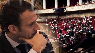Macron : comment expliquer le désamour entre le président et ses députés ? (FRANCE 2)